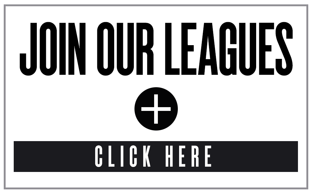 Join our leagues